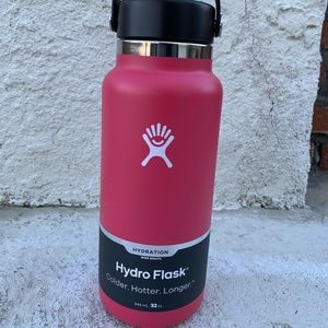 32oz Hydro Flask Wide Mouth Watermelon Brand New